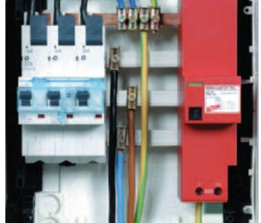 Ueberspannungsschutz SLS-Schalter